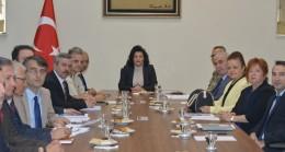 Vali Civelek, İl Afet ve Acil Durum Koordinasyon Kurulu Toplantısına katıldı…