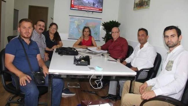 Ulusal basının gözde gazetesi YENİ AKİT ile yerel basın el ele
