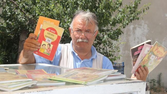 Simitçi Dede'den çocuklara kitap