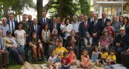Kırklareli'nde Ramazan Bayramı Bayramlaşma Programı