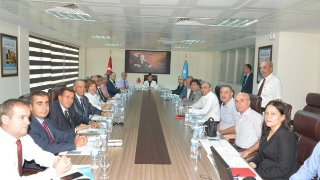 İl İstihdam Kurulu Temmuz Ayı Toplantısı Yapıldı…
