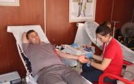 Kan verin ödülünüzü alın