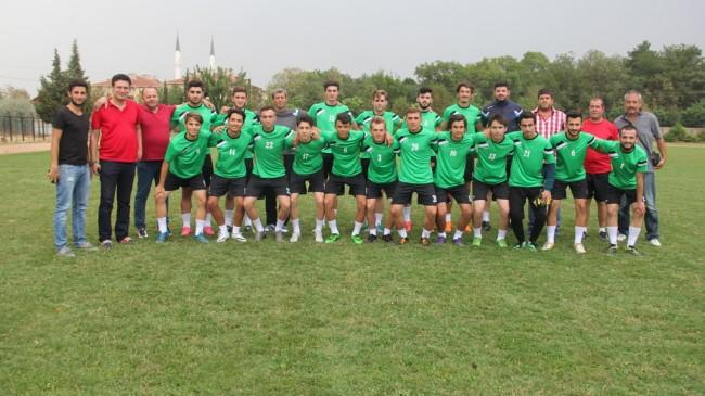 Babaeskispor'dan bereketli sezon açılışı