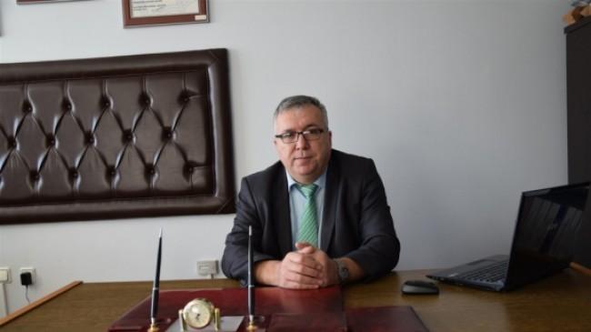 Plevne'de yeni müdür görev başında