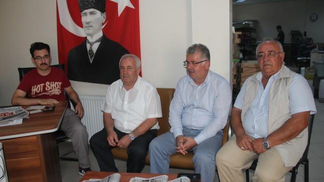 Kurucu Başkan Hacıoğlu'ndan Gençoğlu'na Tam Destek