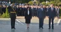 30 Ağustos Zafer Bayramı'nın 94. Yılı Kırklareli'nde Törenle Kutlandı…