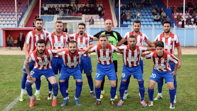 BABAESKİSPOR'DAN GOL ŞOV… Kırklareli Sanayispor: 0 – Babaeskispor: 8