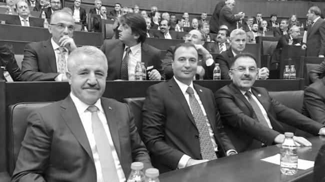 """BİZİM DAVAMIZ, MİLLET DAVASI, TÜRKİYE'YE HİZMET DAVASIDIR """""""