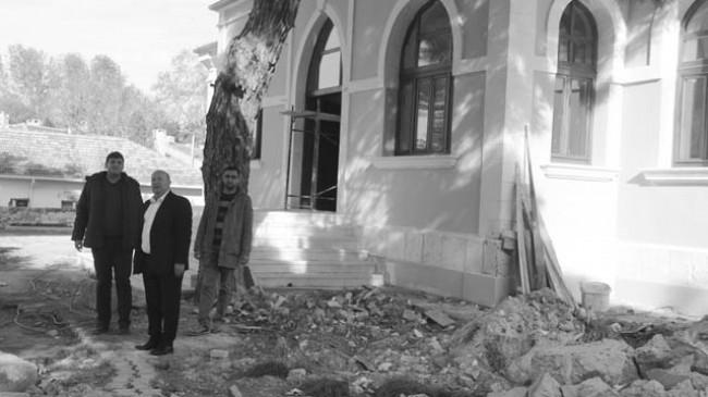 Pınarhisar kültür merkezi projesinin sonuna yaklaşıldı