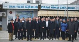 CHP GENEL BAŞKAN YARDIMCISI BABAESKİ'DE BİR DİZİ TEMASLARDA BULUNDU