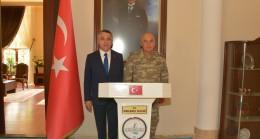 1.Ordu Komutanı'ndan Valimiz Sayın Osman BİLGİN'e Ziyaret.