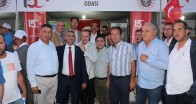 """KTSO """"15 Temmuz Demokrasi ve Milli Birlik Günü""""nde  stant açtı"""