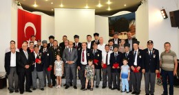 Babaeski' de Kıbrıs gazileri unutulmadı
