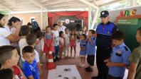 Ahmetbey'de hayat bilgisi kampı