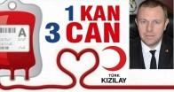 """KTSO Başkanı Soner Ilık'tan """"Kan Bağışı""""na davet"""