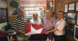 Başkan Bederli' den  Babaeski Gaziler Derneğine Ziyaret