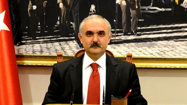 """BABAESKİ'NİN YENİ KAYMAKAMI  """"ŞENOL LEVENT ELMACIOĞLU""""  OLDU"""