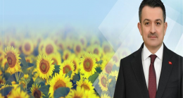 Orman Bakanı Pakdemirli 2019/2020 yılı Ayçiçeği fiyatlarını  açıkladı