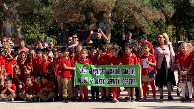 İlköğretim Haftası Kutlama Programı düzenlendi
