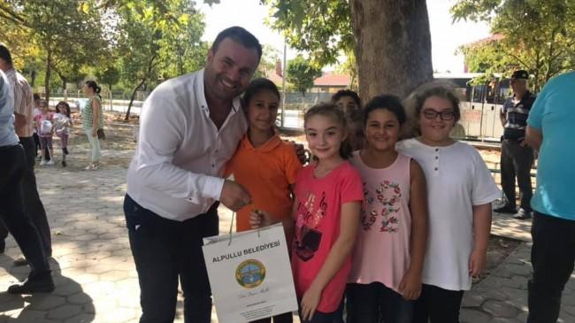 Başkan Ceylan'dan eğitime tam destek