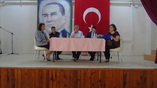 2019-2020 Eğitim Toplantısı yapıldı