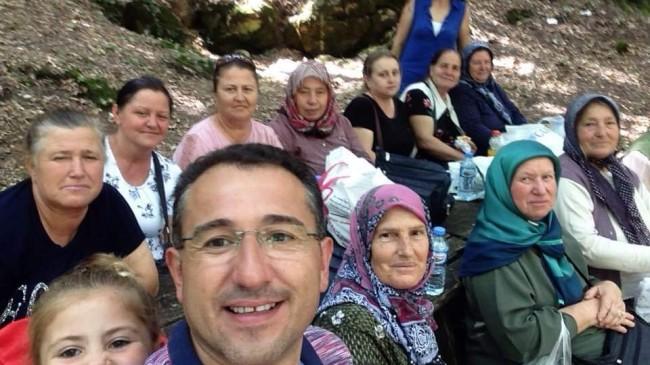 Başkan Çölgeçen'den kültür gezileri
