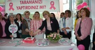 """""""1-31 Ekim Meme Kanseri  Farkındalık Ayı etkinliği"""" düzenlendi"""