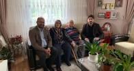 Başkan Çiler'den Şehit Ailesine Ziyaret