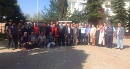 Büyükmandıra'dan Barış  Pınarı'na destek!