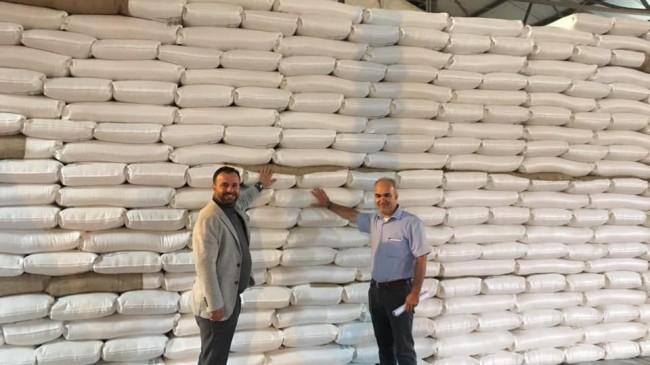 Başkan Ceylan'dan Şeker Fabrikası'na ziyaret