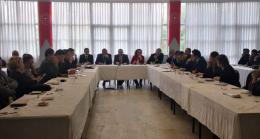 2019 yılı Trakya Bölge Askom Toplantısı gerçekleştirildi
