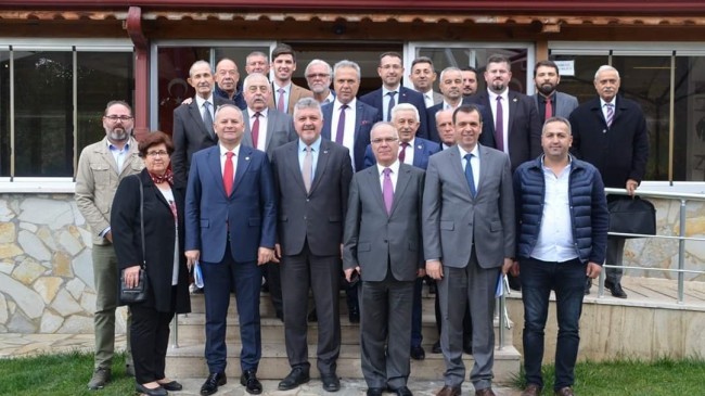 KIRKKAB 2019 Yılı Kasım Ayı Olağan Meclis Toplantısı düzenlendi