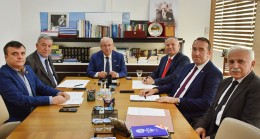 TRAKYAKENT  Kasım Ayı Olağan Yönetim Kurulu Toplantısı gerçekleştirildi