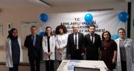 """Babaeski Devlet Hastanesi'nde """"14 Kasım Dünya Diyabet Günü"""" bilgilendirme etkinliği"""