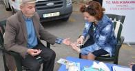 14 Kasım Dünya Diyabet Günü etkinliği