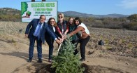 Kırklareli il sağlık müdürlüğünden 11 milyon ağaç kampanyasına destek