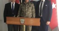 Lüleburgaz  Bahçeşehir Koleji'nden  Tugay  Komutanı'na ziyaret