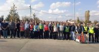 Kırklareli Devlet Hastanesi'nde 2019 yılı yangın tatbikatı gerçekleştirildi