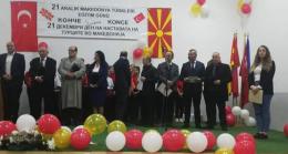 Başkan Koşdemir Makedonya'da