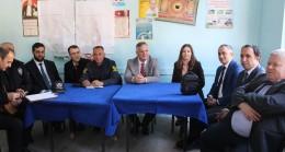 Yeşilova'da halk toplantısı