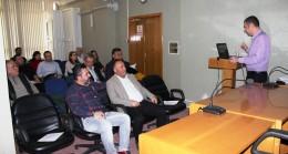 """KTSO , """"Türk Gıda Kodeksi Gıda Etiketleme ve Tüketicileri Bilgilendirme Yönetmeliği""""  hakkında toplantı düzenledi"""