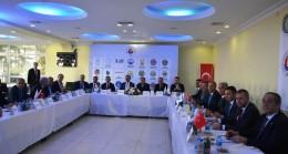 KTSO Başkanı Soner Ilık UMAT'ın olağan genel kurul toplantısında