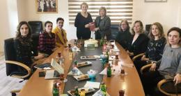Kırklareli Kadın Girişimciler Kurulu'nda kutlama