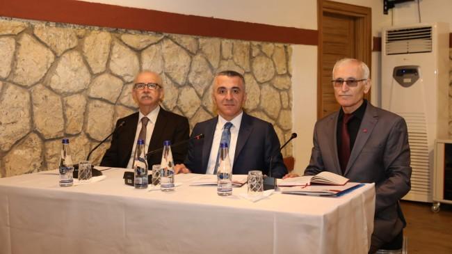 2019 yılı son muhtarlar toplantısı yapıldı