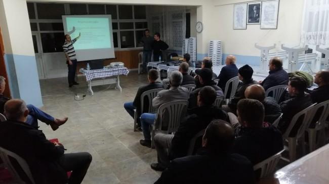 """Lüleburgaz'da ile """"Sürü Yönetimi Elemanı"""" kursu açıldı"""