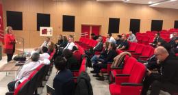 Kırklareli'nde ASKOM toplantısı yapıldı