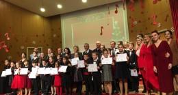 Bahçeşehir Koleji'nden  ''Notaların Sonsuzluğu Piyano Resitali''
