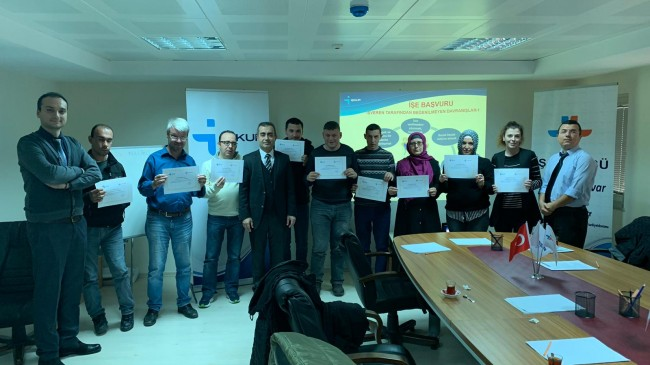 İŞKUR'dan  'İş Kulübü' eğitimi