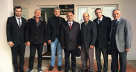 Kaymakam Elmacıoğlu'ndan  Nadırlı ve Katranca köylerine ziyaret