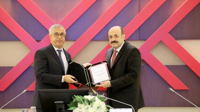 """Kırklareli Üniversitesi  """"Gıda"""" alanında ihtisaslaşacak  üniversite olarak belirlendi"""
